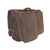 Not Just a Garment Bag - Brown Faux Suede
