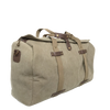 Canvas Duffle - Canvas Washed Green