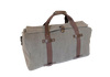 Canvas Duffle - Washed Grey Canvas