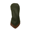 Millwood Green Faux Suede Hybrid Head Cover