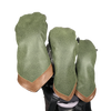 Millwood Green Faux Suede Golf Head Cover Set