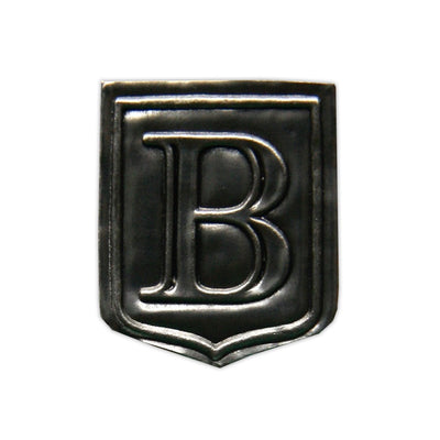 """B"" Noble Initial Shield"