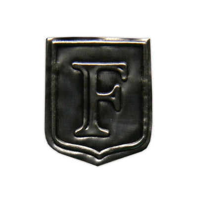 """F"" Noble Initial Shield"