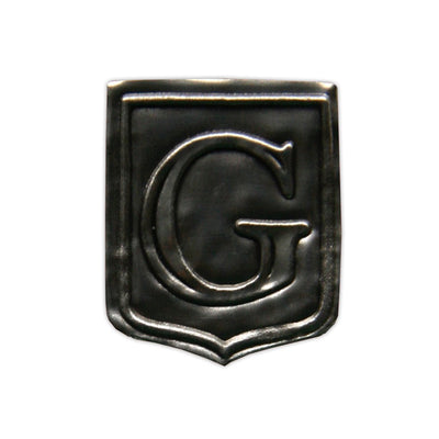 """G"" Noble Initial Shield"