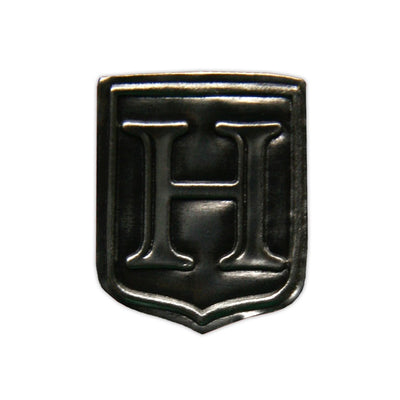 """H"" Noble Initial Shield"