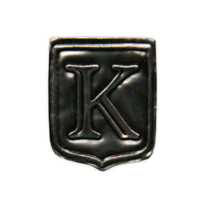 """K"" Noble Initial Shield"