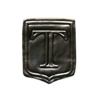 """T"" Noble Initial Shield"