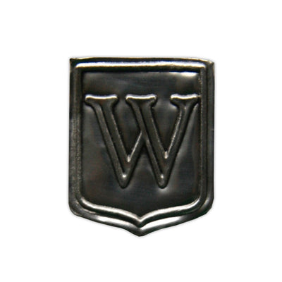 """W"" Noble Initial Shield"