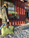Large Duffle - Millwood Green