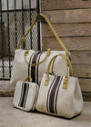 Jetsetter Tote - Churchill Downs