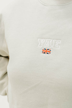 Sand Made in England Sweatshirt