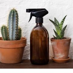 Green Clean Refillable Spray Bottle
