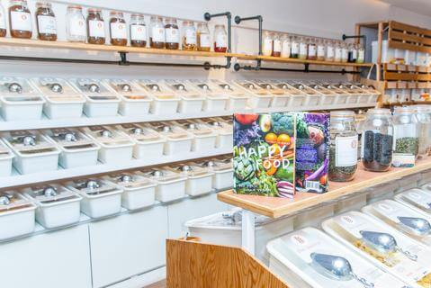Zero Waste Shops London - the Source