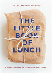 Eco-friendly stocking filler - little book of lunch