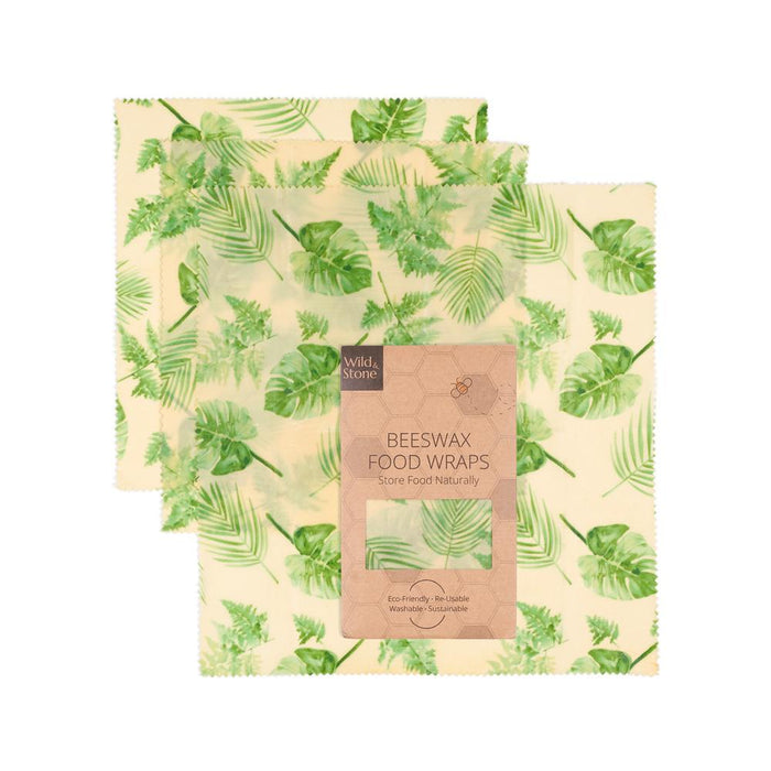 Beeswax Food Wraps Botanical