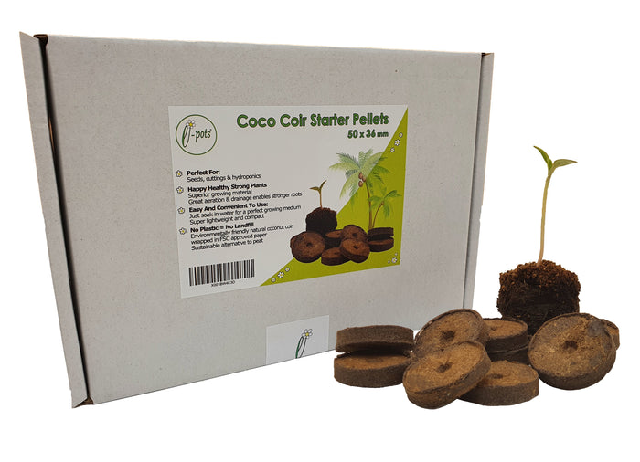 Coir Compost Pellets