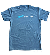 Just Leap Indigo Vintage T-Shirt