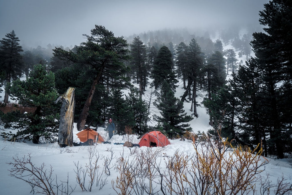 How To Camp in Winter - Part 1