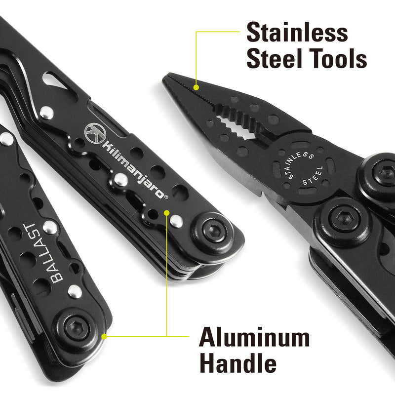 Ballast Multi-Tool - Black Satin