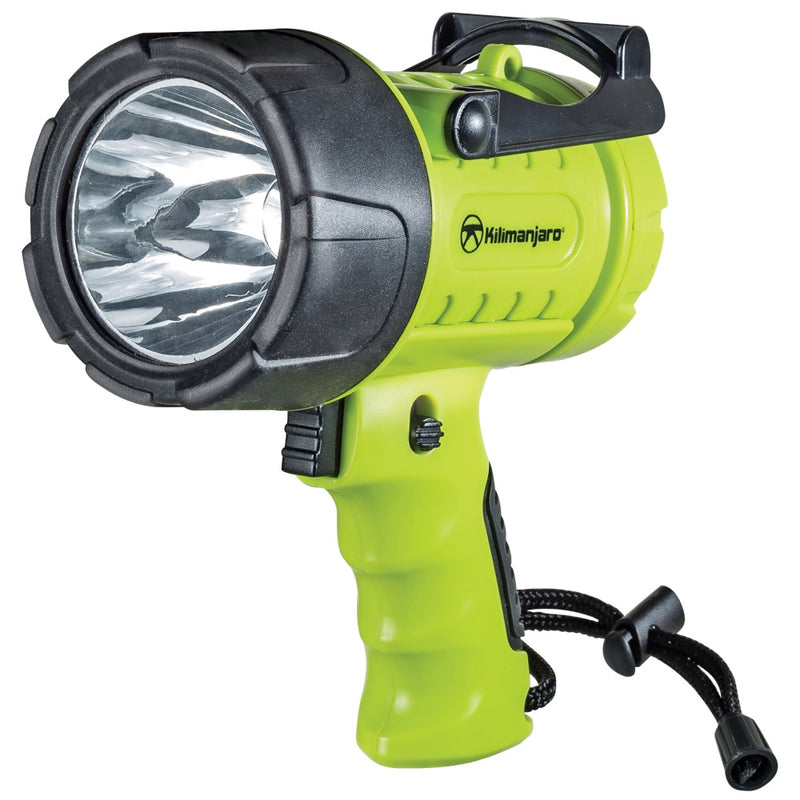 LED Spotlight - Hi Viz Green