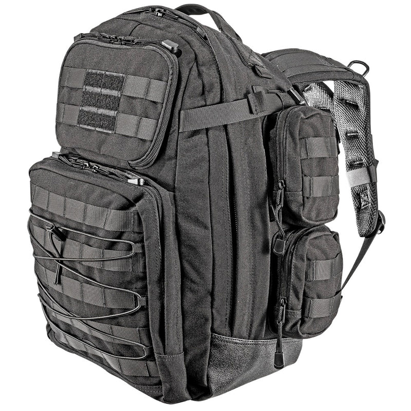 Kilimanjaro Contego Backpack 1000D, Black - 910126