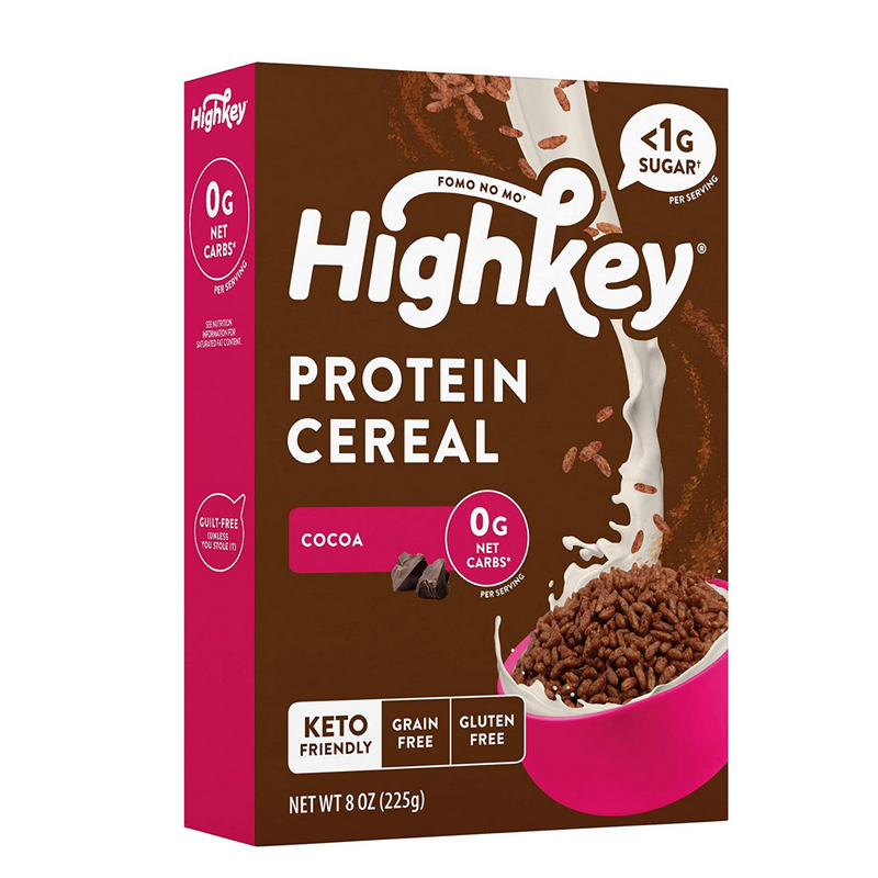 COCOA CEREAL HIGH KEY