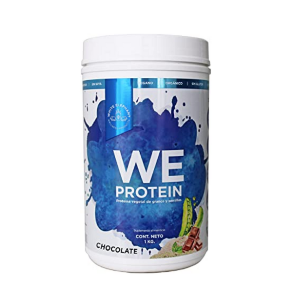 WE PROTEIN NATURAL 1KG