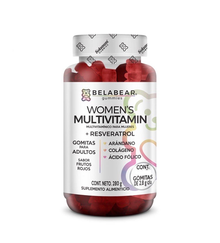 GOMITAS WOMENS MULTIVITAMIN