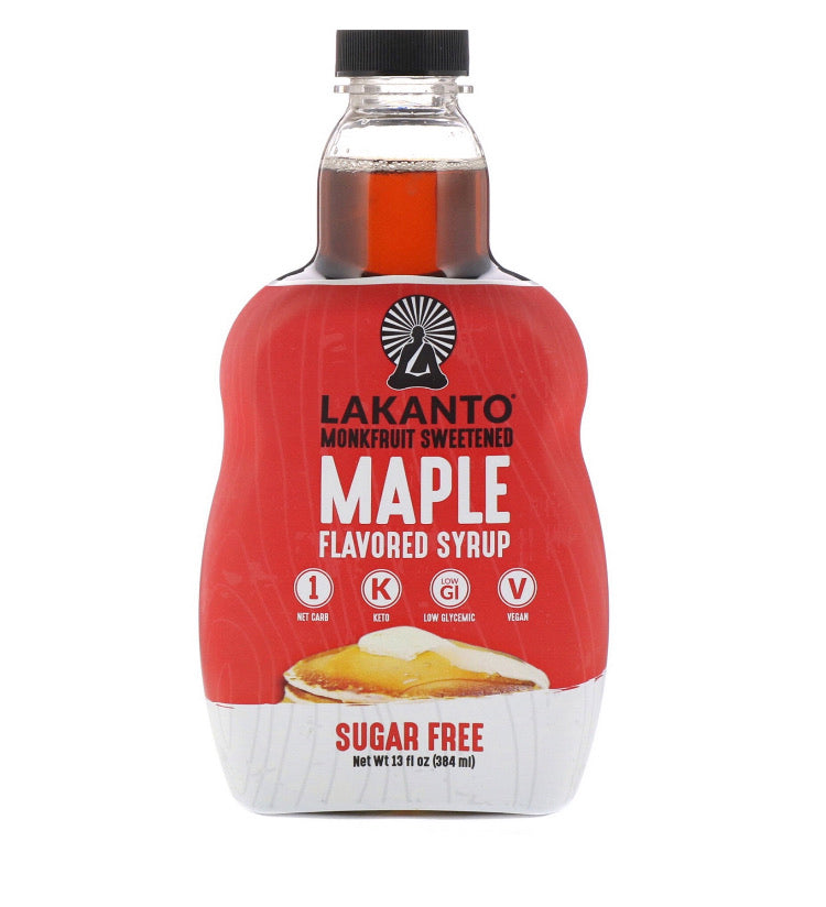 MAPLE SYRUP LAKANTO