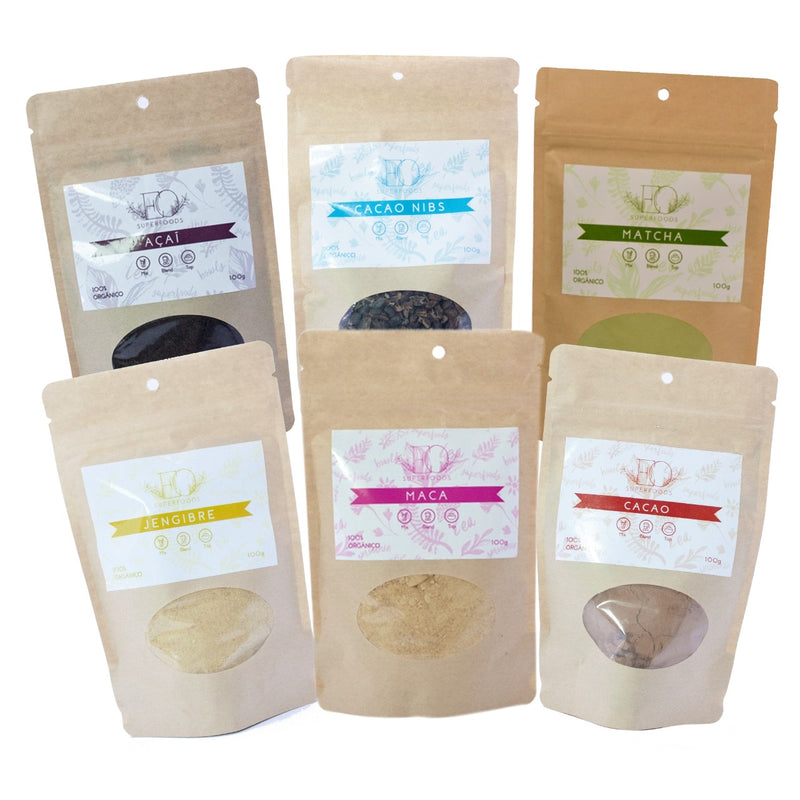 EO SUPERFOODS KIT