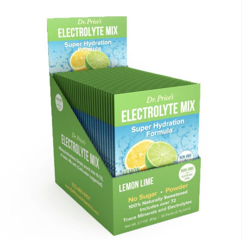 ELECTROLYTE LEMON LIME