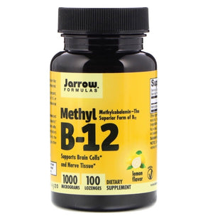 VITAMINA B-12  JARROW