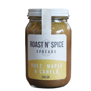 NUEZ,MAPLE & CANELA ROAST & SPICE