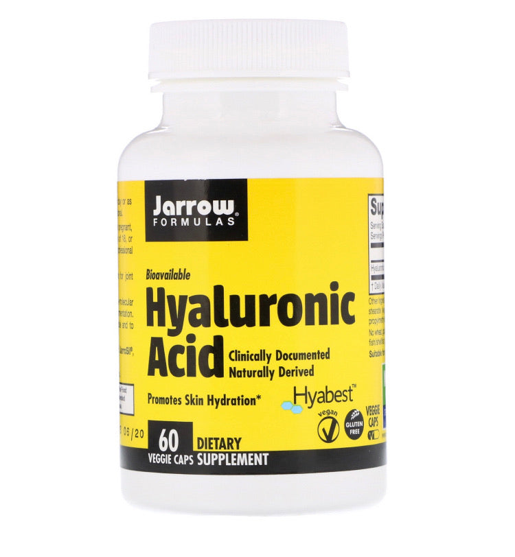 HYALURONIC ACID JARROW