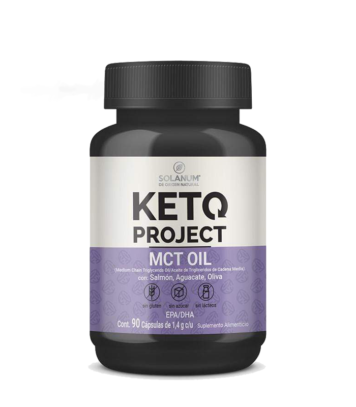 KETO PROJECT MCT OIL