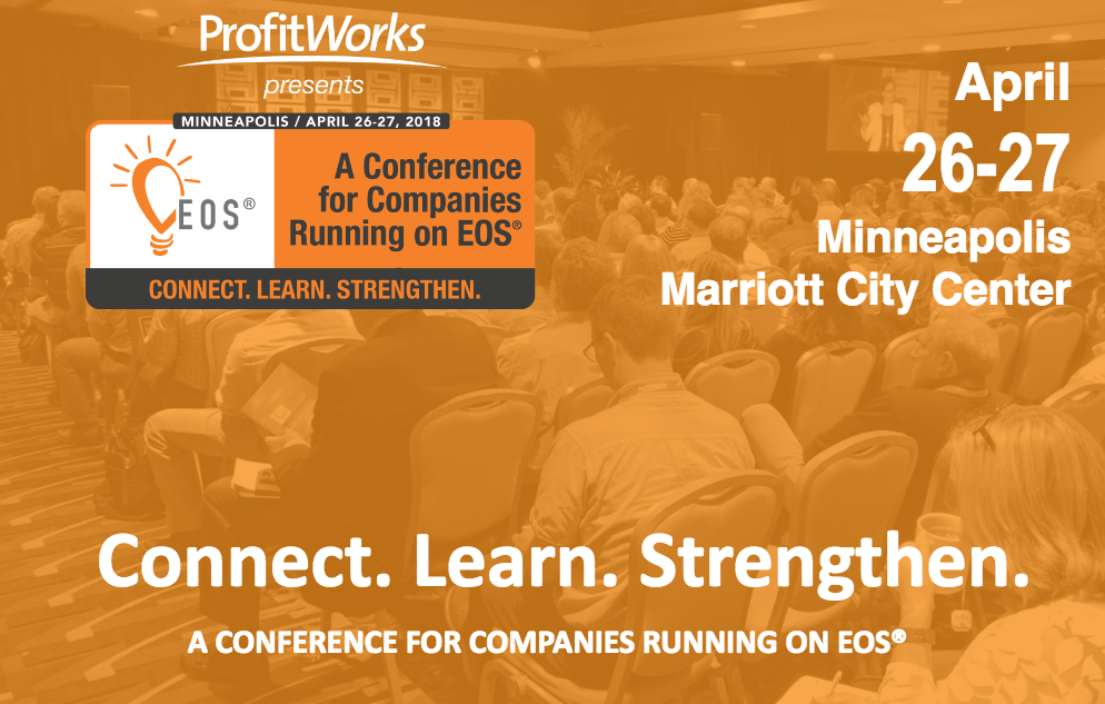 A Conference for Companies Running on EOS®