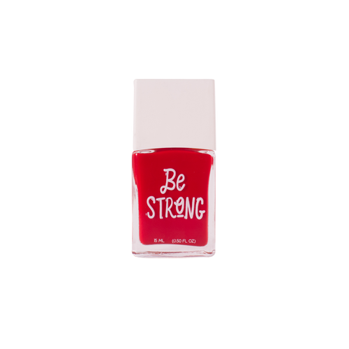 Be Strong'2 in Red