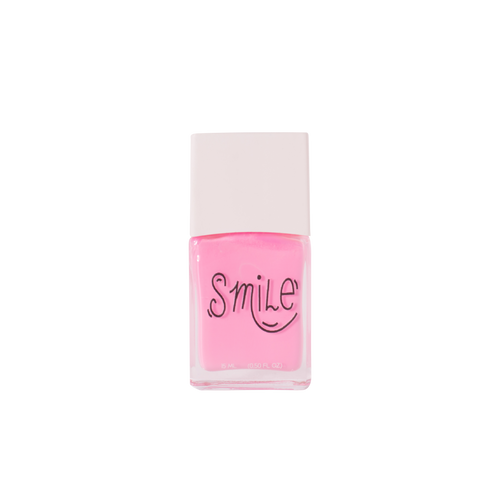 Smile'2 in Barbie Pink