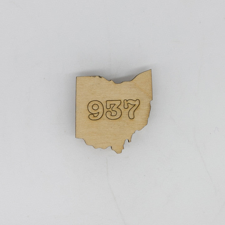 937 Ohio Mini Magnet