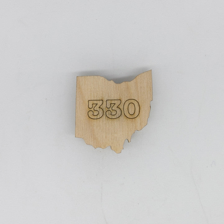 330 Ohio Mini Magnet