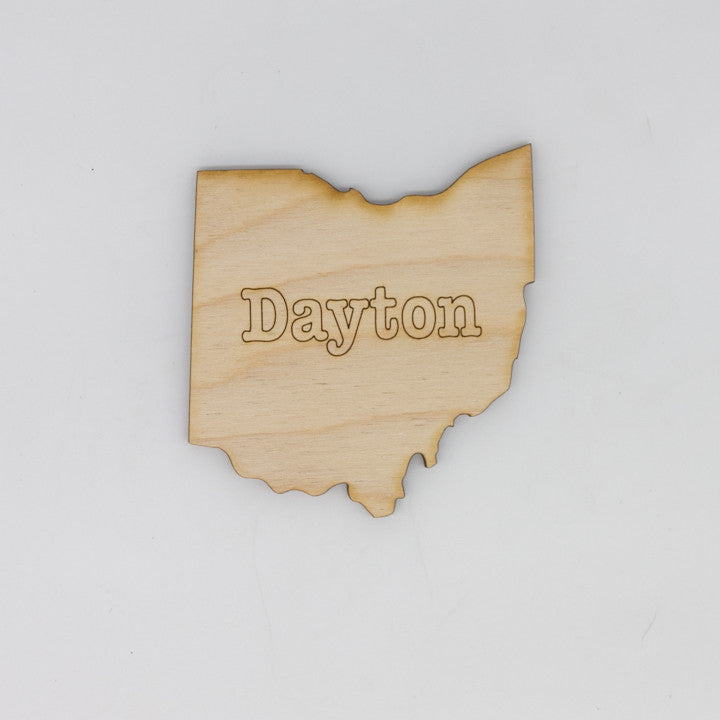 Dayton Ohio Coaster