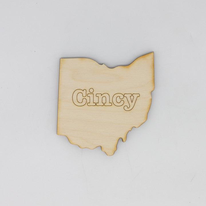Cincy Ohio Coaster