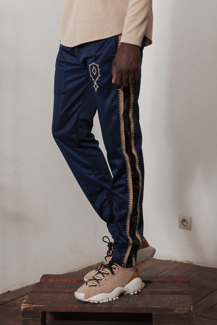 Moll Pants - Navy Blue