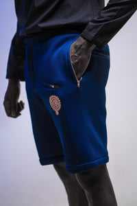 Perforated Tactical Shorts - Mwami