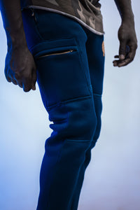 Perforated Tactical Joggers - Mwami