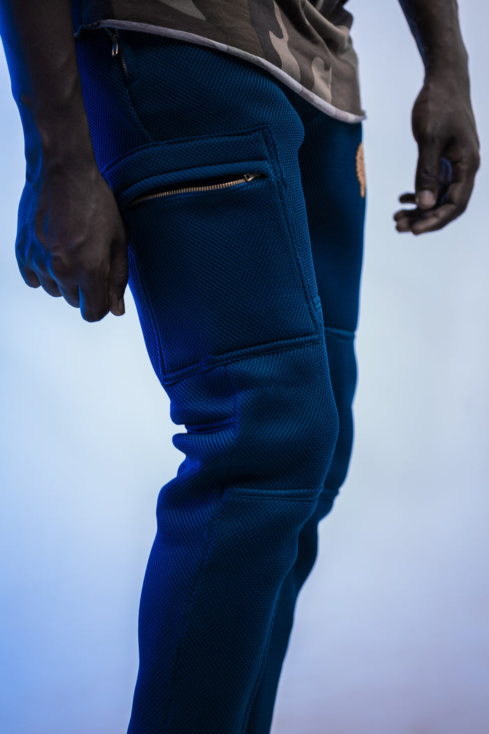 Perforated Tactical Joggers