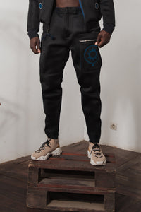 Tactical Pants - Black - Mwami