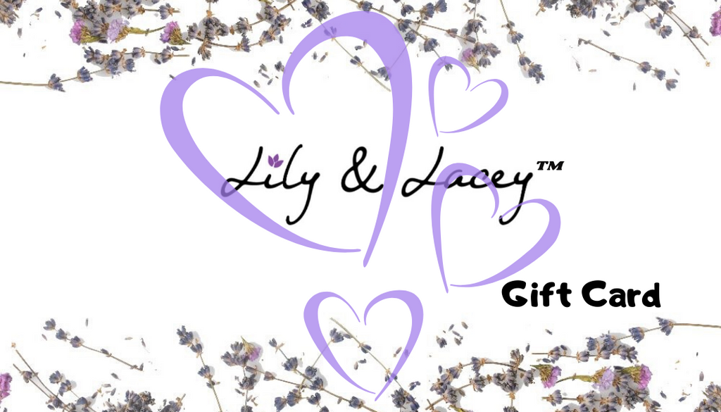 Lily & Lacey™ Gift Card