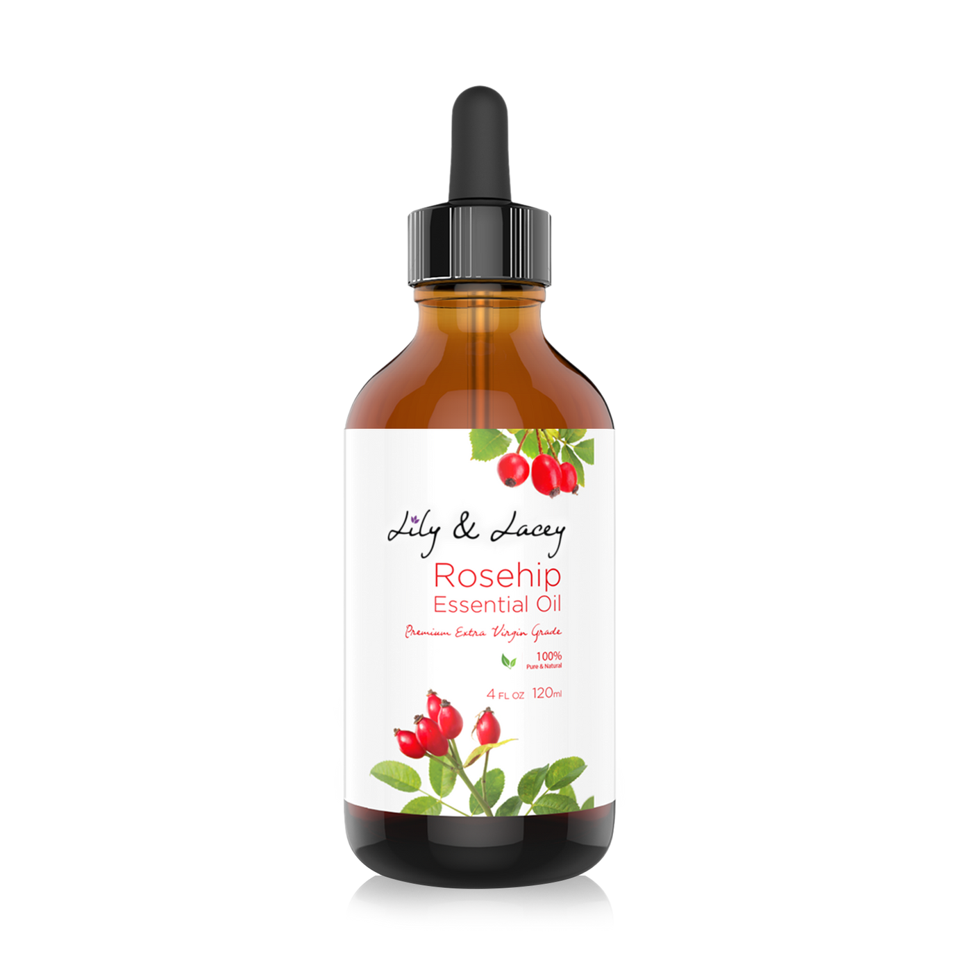 Rosehip Oil - 4 oz.
