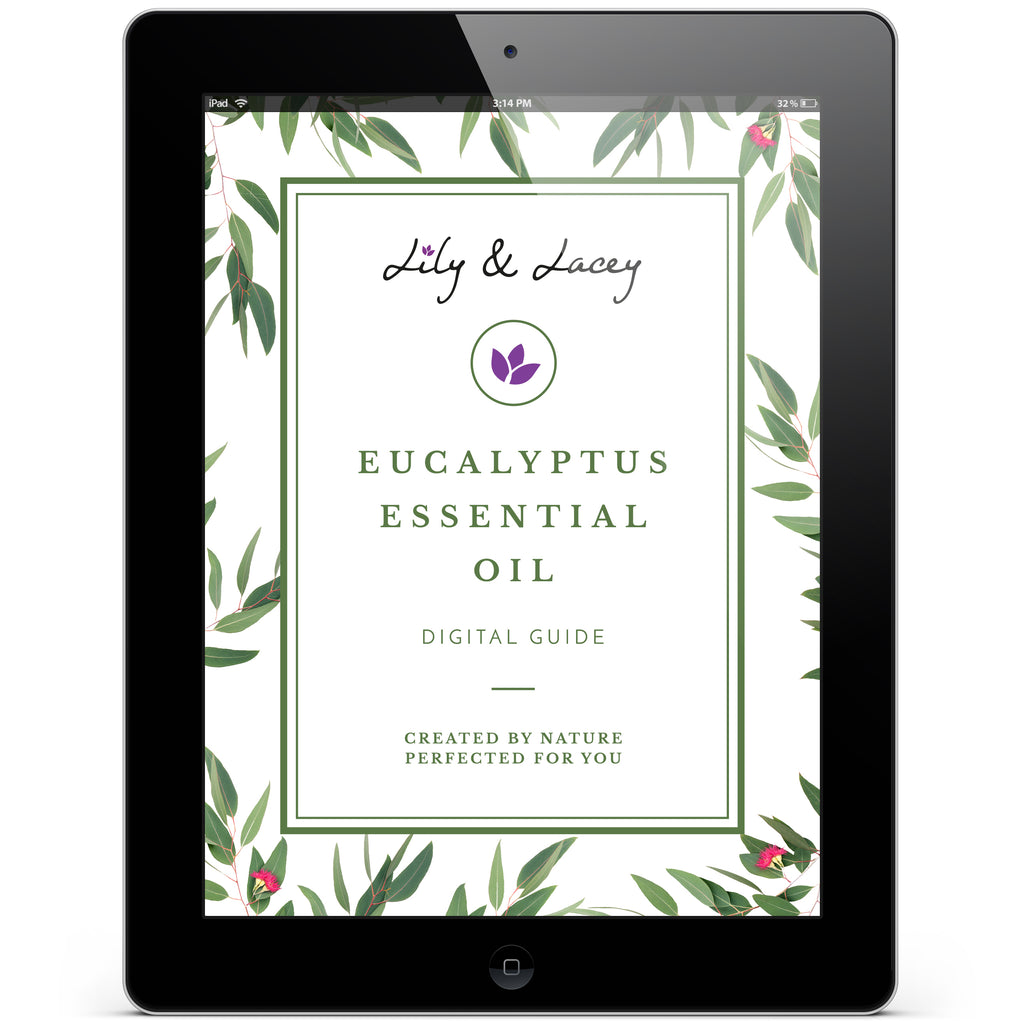 Lily & Lacey™ Eucalyptus Essential Oil